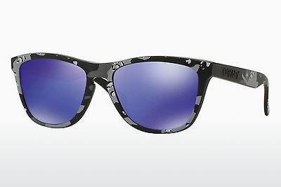 Ophthalmics Oakley FROGSKINS (OO9013 901351) - Black, Grey