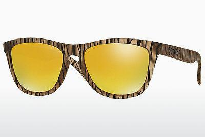 Ophthalmics Oakley FROGSKINS (OO9013 901367) - Brown, Sepia