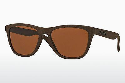 Ophthalmics Oakley FROGSKINS (OO9013 901376) - Brown