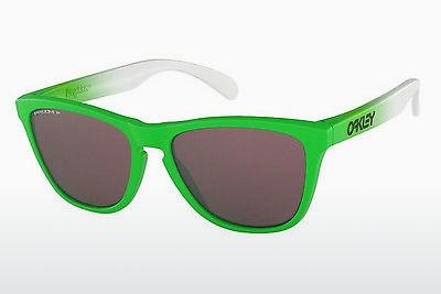 Ophthalmics Oakley FROGSKINS (OO9013 901399) - Green