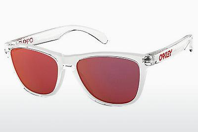Ophthalmics Oakley FROGSKINS (OO9013 9013A5) - Transparent, White