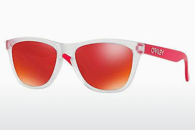 Ophthalmics Oakley FROGSKINS (OO9013 9013B3) - Transparent, White