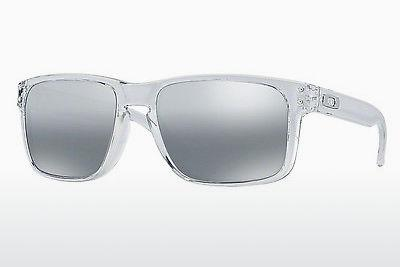 Ophthalmics Oakley HOLBROOK (OO9102 910206) - Transparent, White