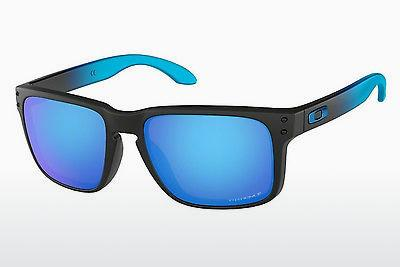 Ophthalmics Oakley HOLBROOK (OO9102 9102D2) - Blue, Green