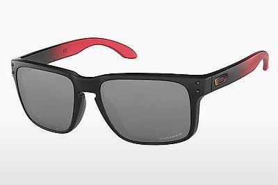 Ophthalmics Oakley HOLBROOK (OO9102 9102D3) - Red, Green