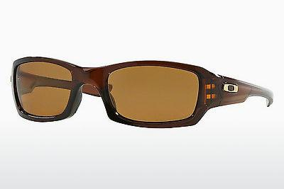 Ophthalmics Oakley FIVES SQUARED (OO9238 923808) - Brown