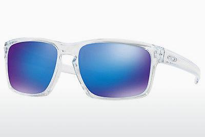Ophthalmics Oakley SLIVER (OO9262 926206) - Transparent, White