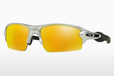 Ophthalmics Oakley FLAK 2.0 (OO9295 929502) - Silver