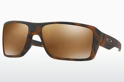 Ophthalmics Oakley DOUBLE EDGE (OO9380 938007) - Brown, Havanna