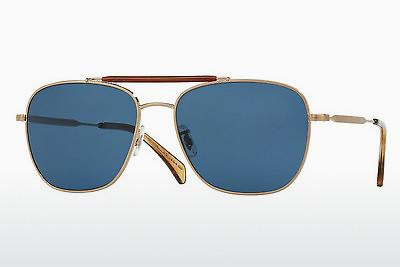 Ophthalmics Paul Smith ROARK (PM4079S 514580) - Gold