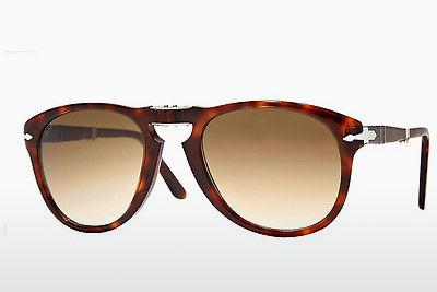 Ophthalmics Persol FOLDING (PO0714 24/51) - Brown, Havanna