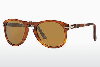 Ophthalmics Persol FOLDING (PO0714 96/33) - Brown, Havanna