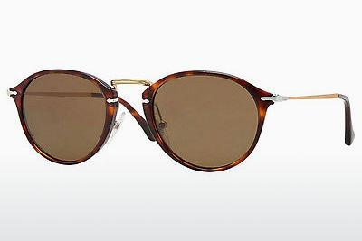 Ophthalmics Persol PO3046S 24/57 - Brown, Havanna