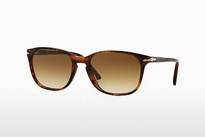 Ophthalmics Persol PO3133S 901651 - Brown, Havanna