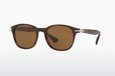 Ophthalmics Persol PO3150S 24/57 - Brown, Havanna