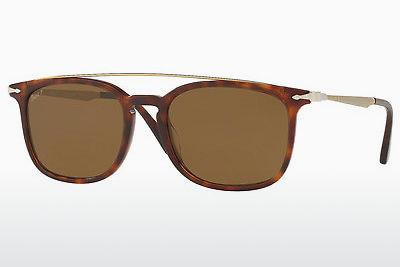 Ophthalmics Persol PO3173S 24/57 - Brown, Havanna