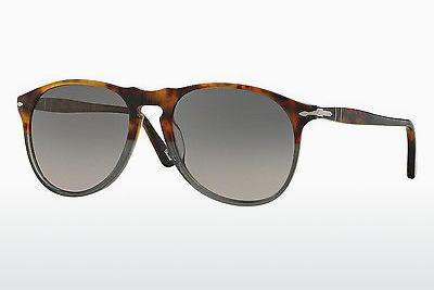 Ophthalmics Persol PO9649S 1023M3 - Brown, Havanna