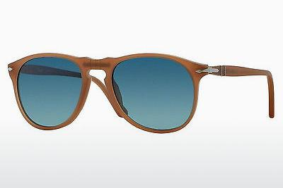 Ophthalmics Persol PO9649S 9018S3 - Brown
