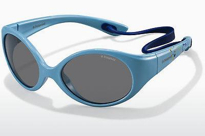 Ophthalmics Polaroid Kids PLD 8010/S MIF/Y2 - Blue