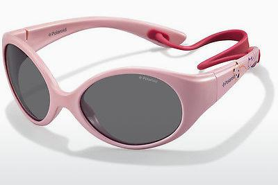 Ophthalmics Polaroid Kids PLD 8010/S NM9/Y2 - Pink
