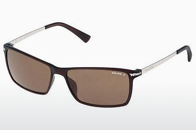 Ophthalmics Police LOOK BLACK 3 (S1957 Z55P) - Brown