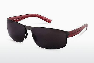 Ophthalmics Porsche Design P8531 C - Grey, Red, Transparent