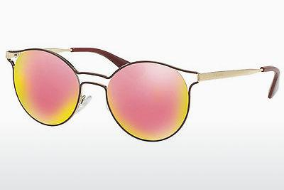 Ophthalmics Prada CINEMA (PR 62SS USH5L2) - Red, Gold
