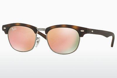 Ophthalmics Ray-Ban Junior RJ9050S 70182Y - Brown, Havanna