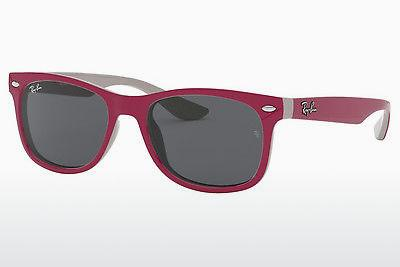 Ophthalmics Ray-Ban Junior RJ9052S 177/87 - Red