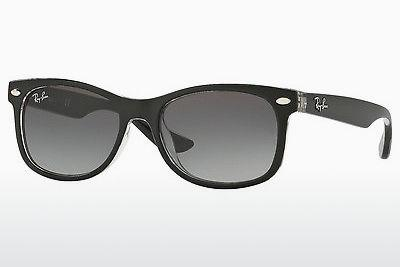 Ophthalmics Ray-Ban Junior RJ9052S 702211 - Black, Transparent