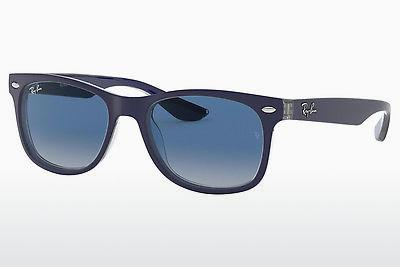 Ophthalmics Ray-Ban Junior RJ9052S 70234L - Blue, Transparent