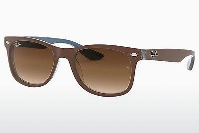 Ophthalmics Ray-Ban Junior RJ9052S 703513 - Brown, Blue