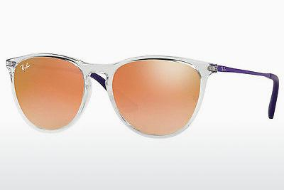 Ophthalmics Ray-Ban Junior RJ9060S 7030B9 - White, Transparent