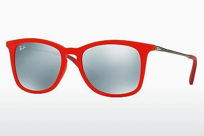 Ophthalmics Ray-Ban Junior RJ9063S 701030 - Transparent, Red