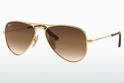 Ophthalmics Ray-Ban Junior RJ9506S 223/13 - Gold