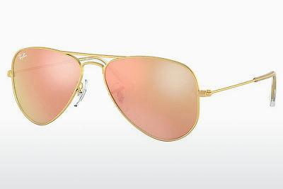 Ophthalmics Ray-Ban Junior RJ9506S 249/2Y - Gold