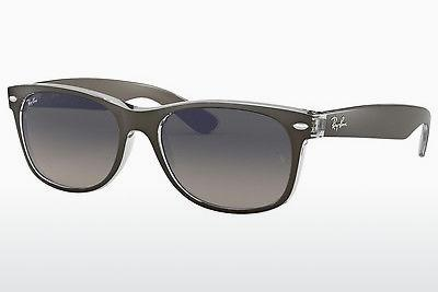 Ophthalmics Ray-Ban NEW WAYFARER (RB2132 614371) - Grey, Transparent