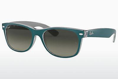 Ophthalmics Ray-Ban NEW WAYFARER (RB2132 619171) - Blue, Grey