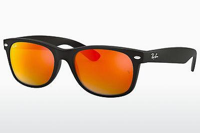 Ophthalmics Ray-Ban NEW WAYFARER (RB2132 622/69) - Black