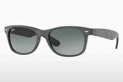 Ophthalmics Ray-Ban NEW WAYFARER (RB2132 624171) - Black, Grey