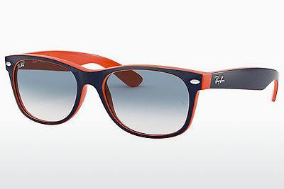 Ophthalmics Ray-Ban NEW WAYFARER (RB2132 789/3F) - Blue