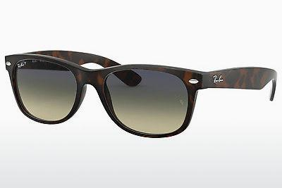 Ophthalmics Ray-Ban NEW WAYFARER (RB2132 894/76) - Brown, Havanna