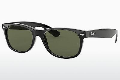 Ophthalmics Ray-Ban NEW WAYFARER (RB2132 901) - Black