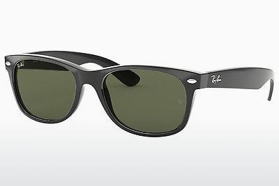 Ophthalmics Ray-Ban NEW WAYFARER (RB2132 901L) - Black