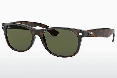 Ophthalmics Ray-Ban NEW WAYFARER (RB2132 902L) - Brown, Havanna