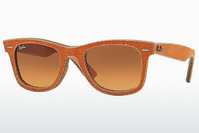 Ophthalmics Ray-Ban WAYFARER (RB2140 11653C) - Orange