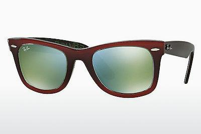 Ophthalmics Ray-Ban WAYFARER (RB2140 12022X) - Red