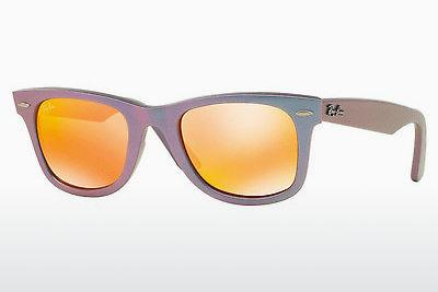 Ophthalmics Ray-Ban WAYFARER (RB2140 611169) - Grey, Blue, Green