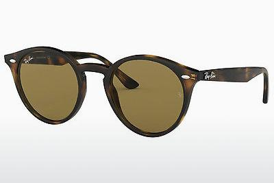 Ophthalmics Ray-Ban RB2180 710/73 - Brown, Havanna