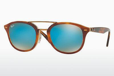 Ophthalmics Ray-Ban RB2183 1128B7 - Brown, Havanna, Orange